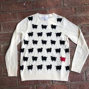 Adorable Sheep Sweater